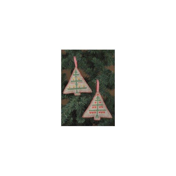 Julepynt juletræ sykit - Natur hør