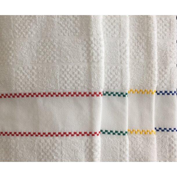 Viskestykke i frotte 50x70 cm, klik for flere farver