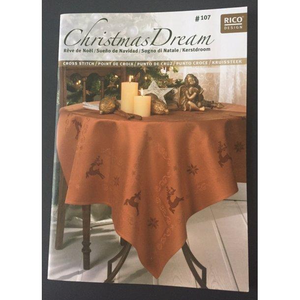 Mønsterbog med Julemotiver fra RICO 107