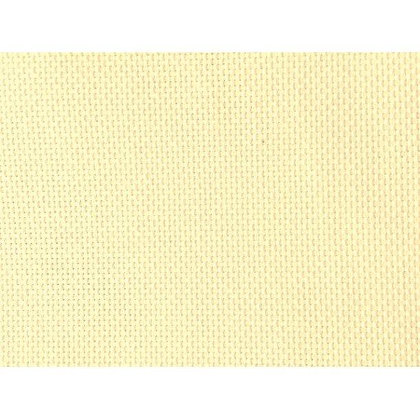 Metervare Aida 160 cm bred i bomuld - finhed 6,4 sting pr.cm /16 count , pris pr. 0,5 mtr.