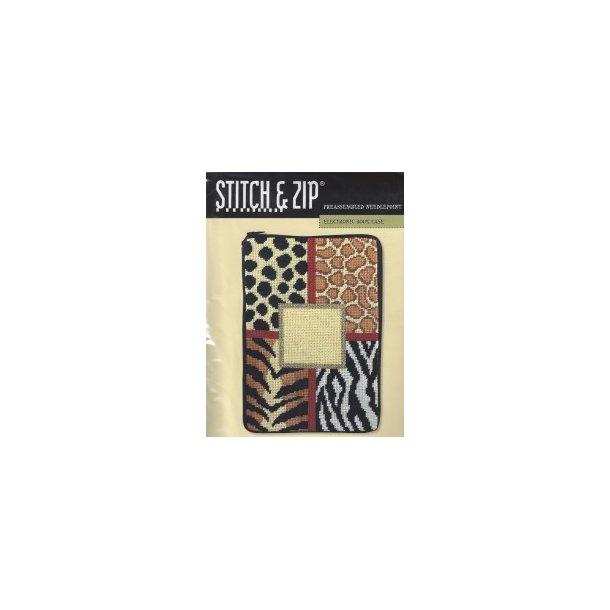 EBook omslag - etui - mønsterpakke - sykit