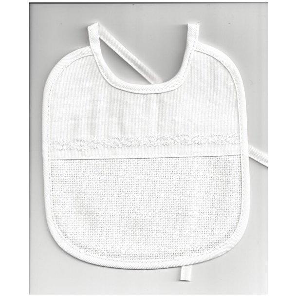 Babyhagesmæk i 3 farver- 2 lags og med 5,4 aida stofforside- klar til dit design
