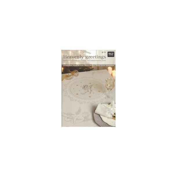 Mønsterbog med Julemotiver fra RICO 114